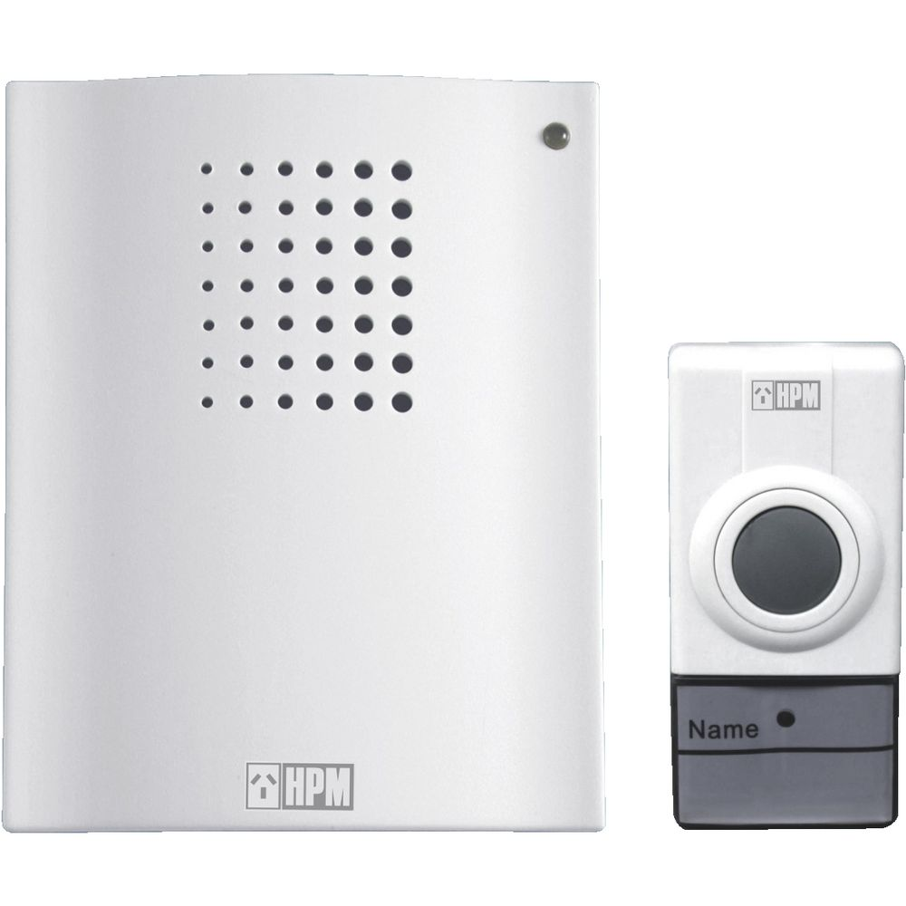 Le Meilleur Hpm Battery Operated Wireless Doorbell Chime 9321001259053 Ce Mois Ci