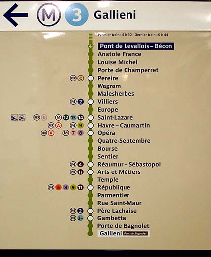 Le Meilleur The Paris Metro Subway System Part 1 Ce Mois Ci