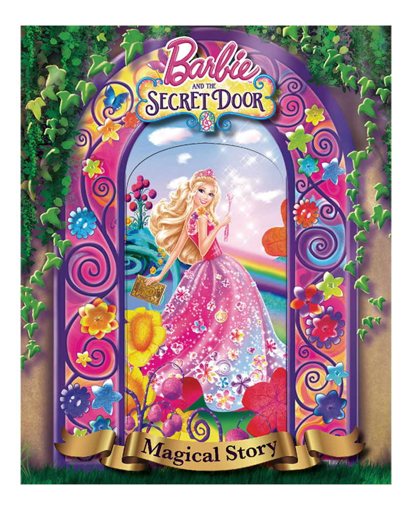 Le Meilleur Buy Parragon Barbie The Secret Door Magical Story Book Ce Mois Ci