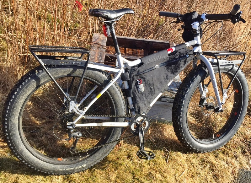 Le Meilleur Sherpa Phat Rack Old Man Mountain For Fat Bikes Surley Ce Mois Ci