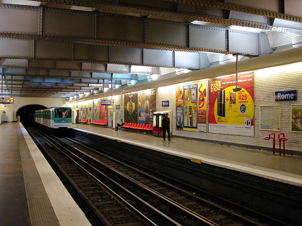 Le Meilleur Rome Travel Rome Metro Information Moving In Rome Ce Mois Ci