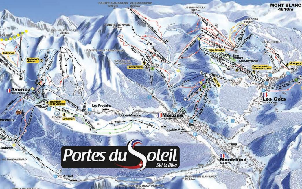 Le Meilleur An Instructor S Guide To Skiing And Snowboarding In Portes Ce Mois Ci