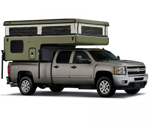 Truck Campers Palomino Editions Rocky Toppers Amp Campers