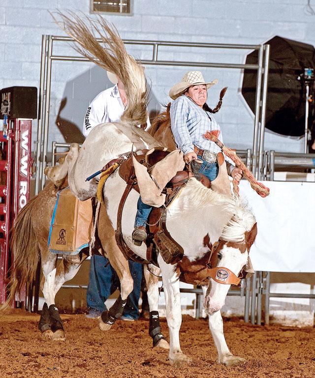 Meet The Member Alondra Castaneda The Rodeo News