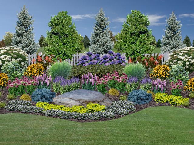 Landscape Design Small Garden