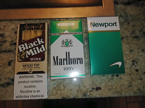 FDA set to ban menthol cigarettes, flavored cigars and ...