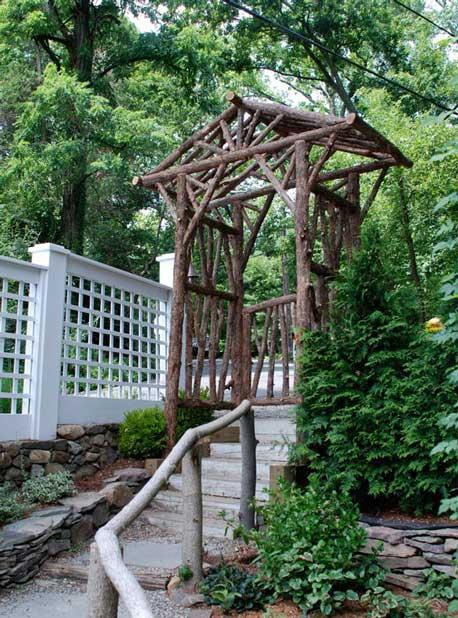 Rustic Arbors Amp Pergolas Wedding Chuppahs Branch