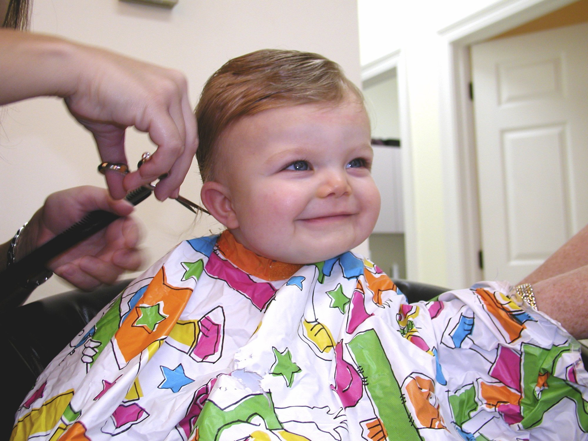 The Best 5 Expert Tips For Baby S First Haircut Cafemom Pictures