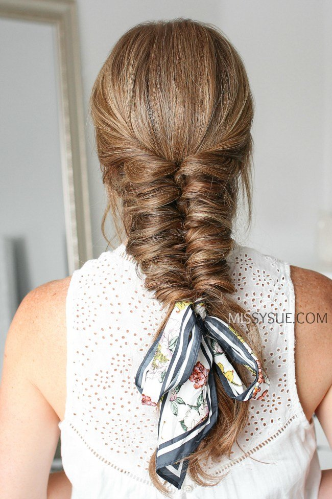 The Best 12 Back To School Scarf Hairstyles Viva La Vibes Pictures