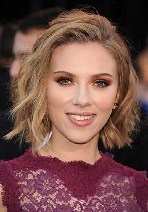 The Best Tousled Hairstyles For Short Hair Women Hairstyles Pictures