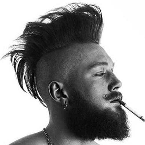 The Best 35 Best Mohawk Hairstyles For Men 2019 Guide Pictures