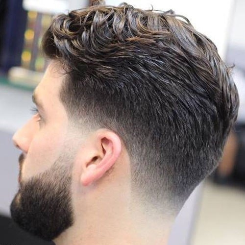 The Best 35 Best Taper Fade Haircuts Types Of Fades 2019 Guide Pictures