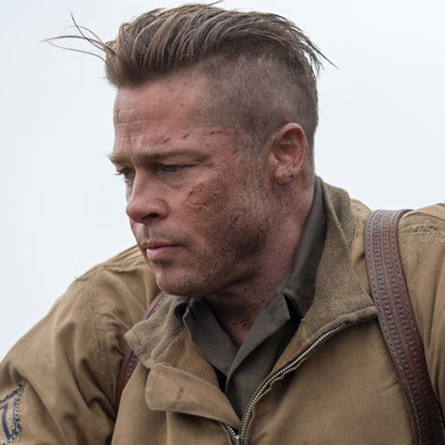 The Best Brad Pitt Hairstyles Men S Hairstyles Haircuts 2019 Pictures