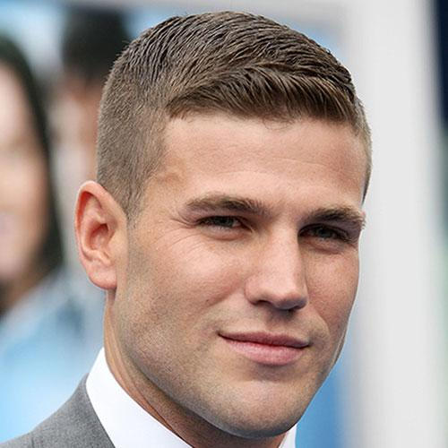The Best Ivy League Haircut A Classy Crew Cut Men S Hairstyles Pictures