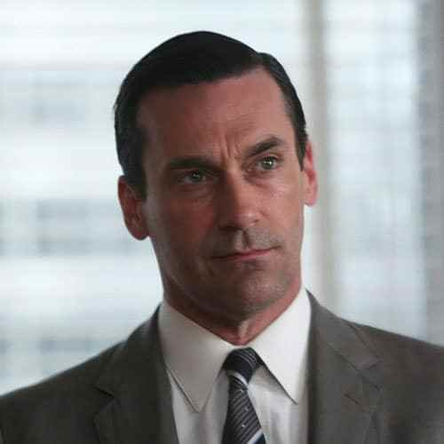 The Best Don Draper Haircut Pictures