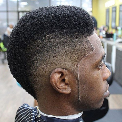 The Best Black Men S Mohawk Hairstyles Men S Hairstyles Pictures