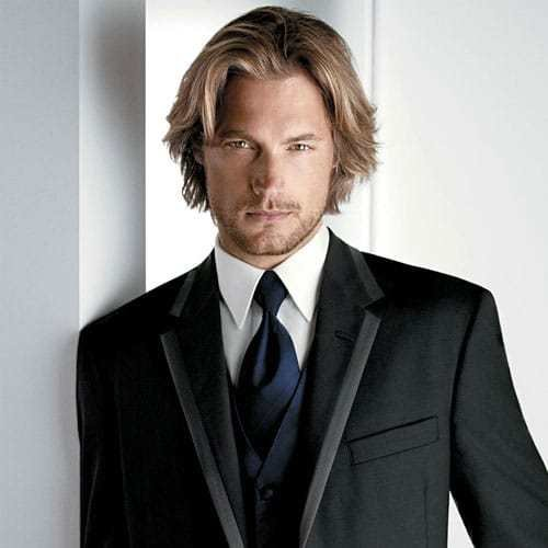 The Best 19 Classy Hairstyles For Men Pictures