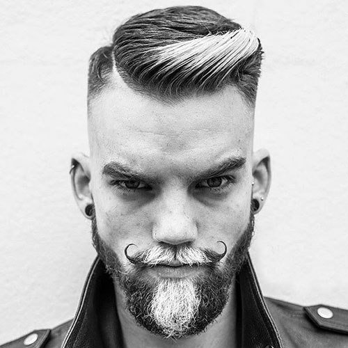 The Best 25 Hard Part Haircuts For Men 2019 Men S Hairstyles Pictures