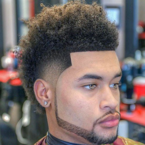 The Best The Temp Fade Haircut Top 21 Temple Fade Styles 2018 Pictures