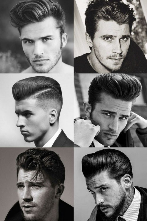 The Best 1950S Hairstyles For Men Men S Hairstyles Haircuts 2019 Pictures