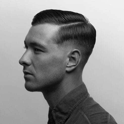 The Best Vintage 1920S Hairstyles For Men Men S Hairstyles Pictures