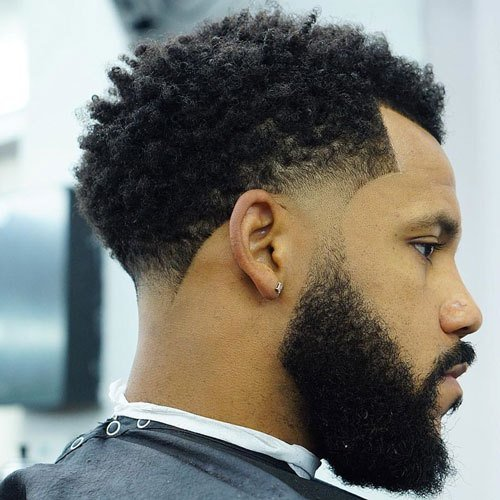 The Best 25 Fade Haircuts For Black Men Types Of Fades For Black Pictures