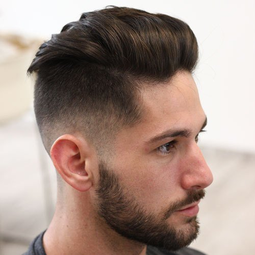 The Best 35 Best Men S Fade Haircuts The Different Types Of Fades 2019 Guide Pictures