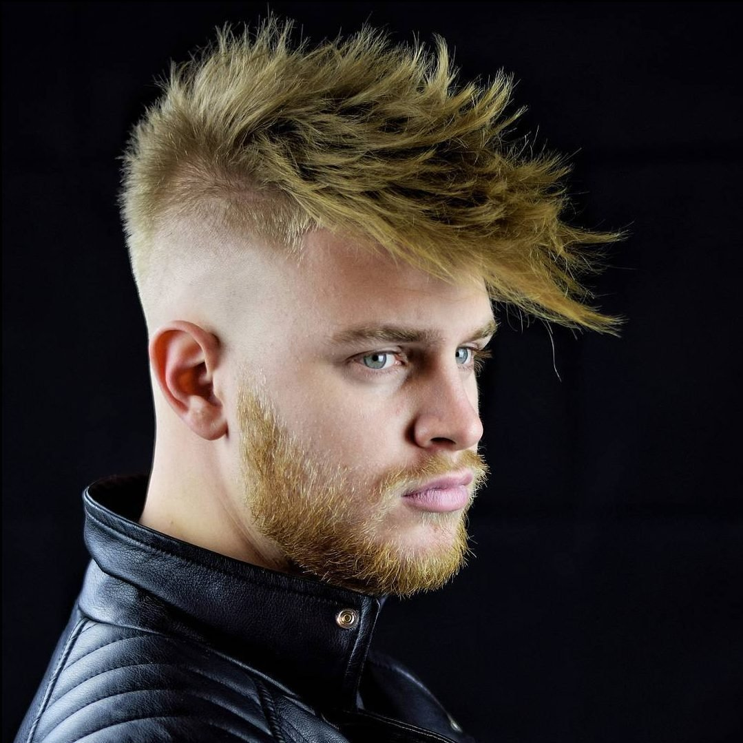 The Best 22 Disconnected Undercut Hairstyles Haircuts Pictures