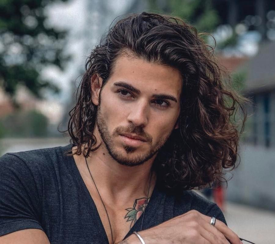 The Best Men S Hairstyles For Long Hair To Try In 2018 Pictures