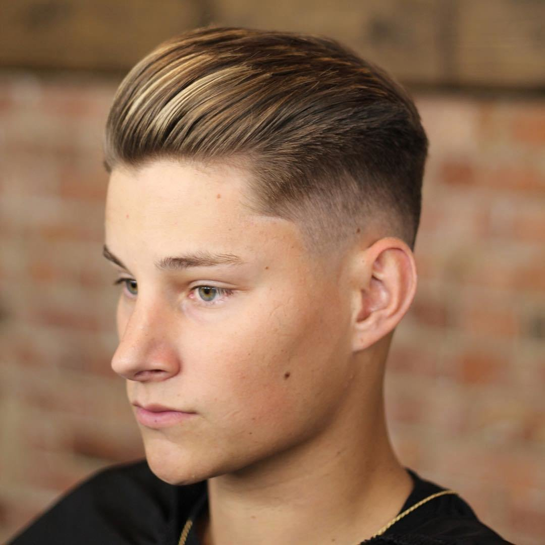 The Best Haircuts For T**N Boys Young Men 2018 Update Pictures