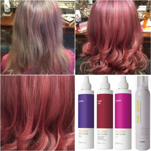 The Best Milk Shake Home Cocktail Kit Vibrant Hair Colour Pictures
