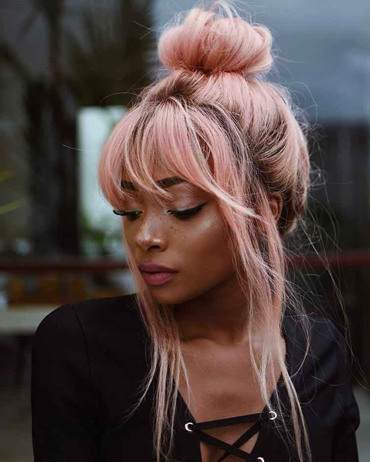 The Best 7 Shades Of Blonde Hair Black Girls Can Rock Trendy Pictures