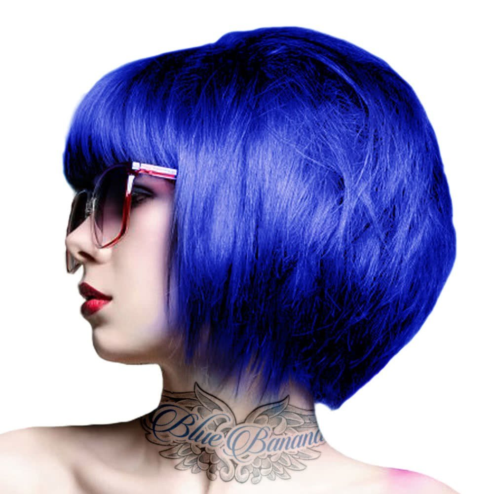 The Best Crazy Color Semi Permanent Sky Blue Hair Dye Hair Dye Uk Pictures