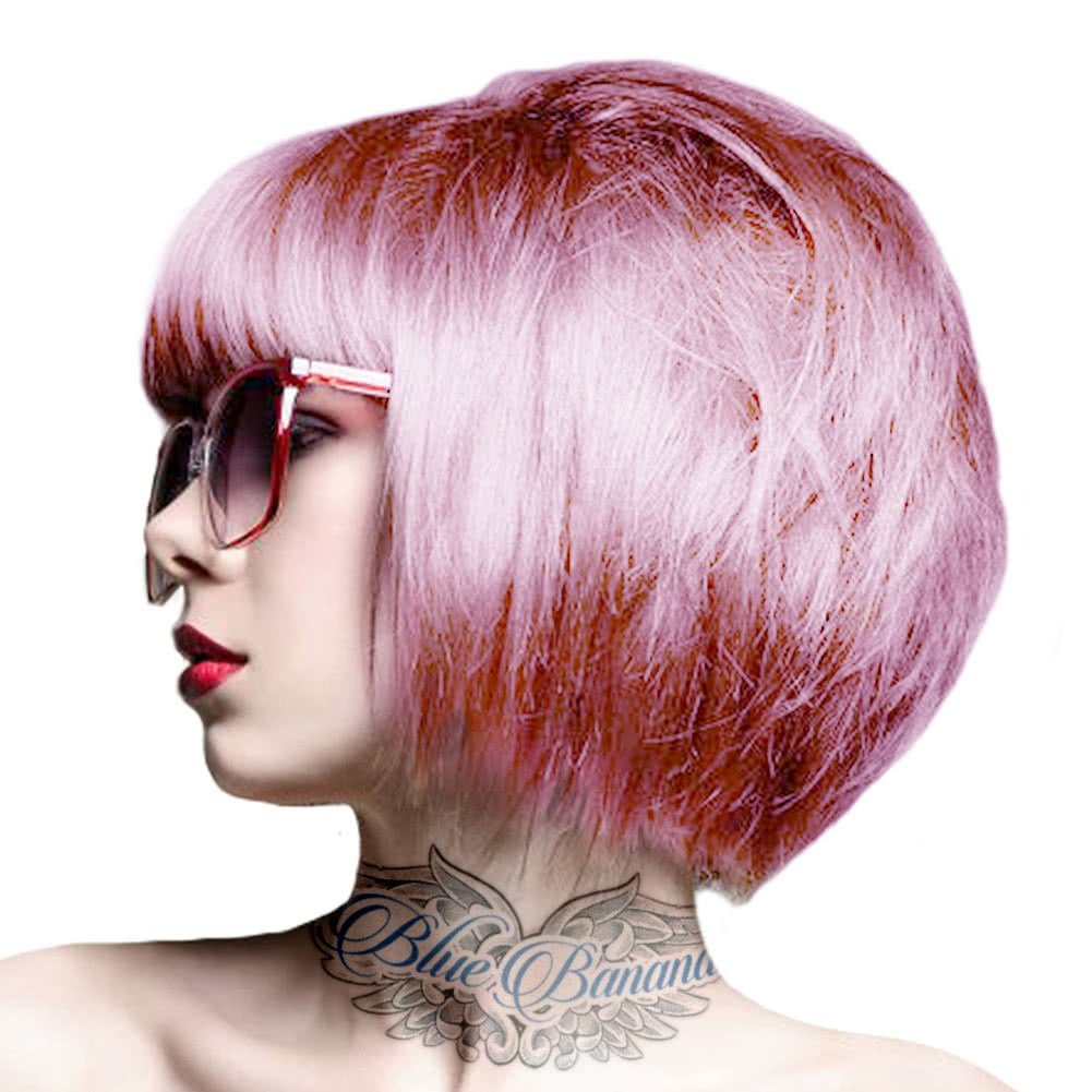 The Best Crazy Color Semi Permanent Candy Floss Pink Hair Dye Hair Pictures