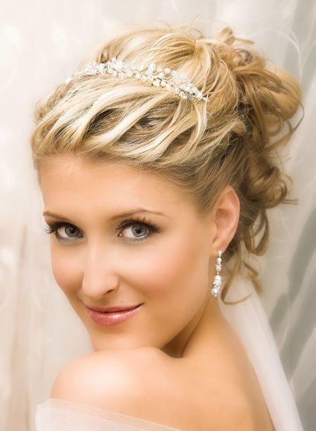 The Best 59 Stunning Wedding Hairstyles For Short Hair 2017 Pictures