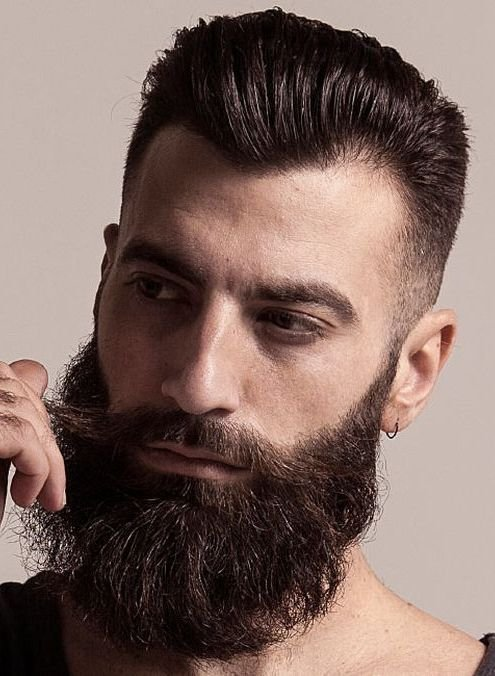 The Best 45 New Beard Styles For Men That Need Everybody S Attention Pictures