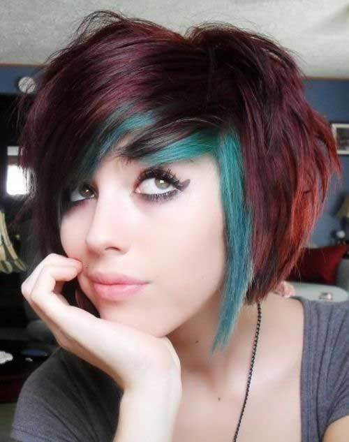 The Best 62 Spectacular Scene Hairstyles For Short Medium Hair Pictures