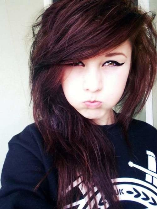 The Best 67 Emo Hairstyles For Girls I Bet You Haven T Seen Before Pictures