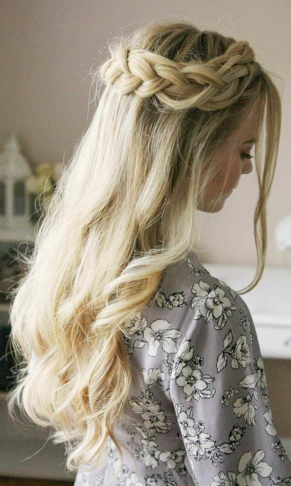 The Best 99 Most Fashionable Prom Hairstyles This Year Pictures