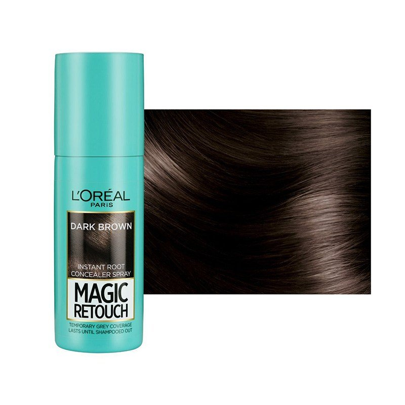 The Best Magic Retouch Root Touch Up Hair Color Spray Dark Brown Pictures