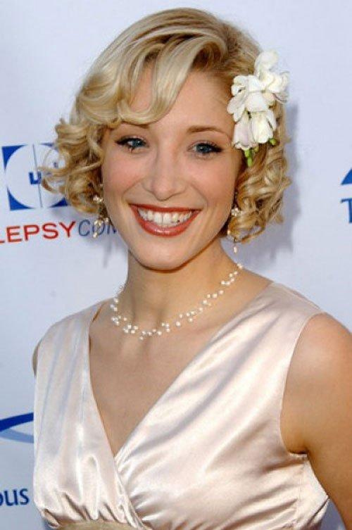 The Best 35 Short Wavy Hair 2012 2013 Pictures