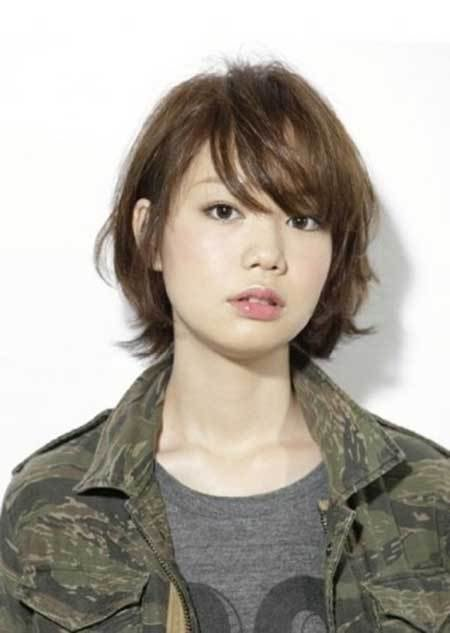 The Best 20 Pretty Short Asian Hairstyles Pictures