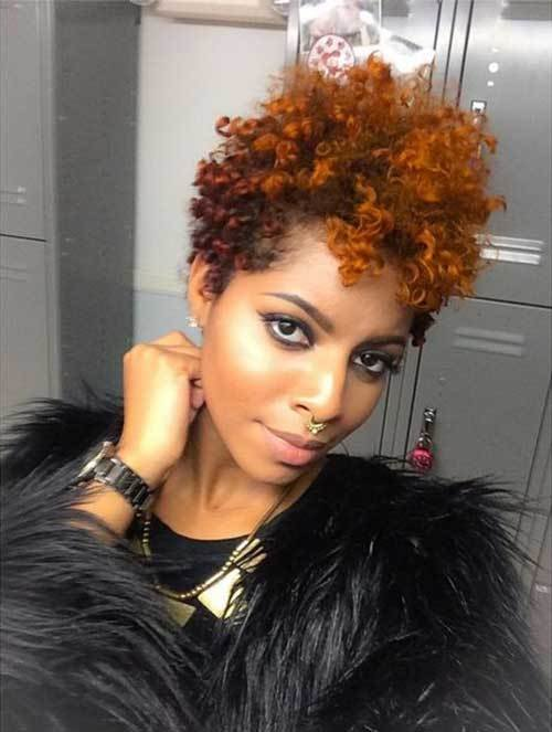 The Best 20 Pixie Cut For Black Women Pictures