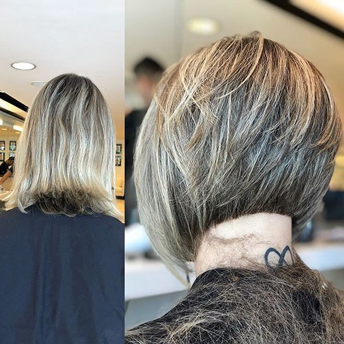 The Best 40 Short Layered Haircuts 2018 2019 Pictures