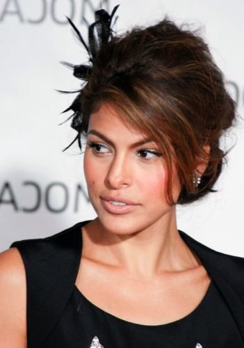The Best 19 Eva Mendes Hairstyles Hair Color Hair Updos To Wow Pictures