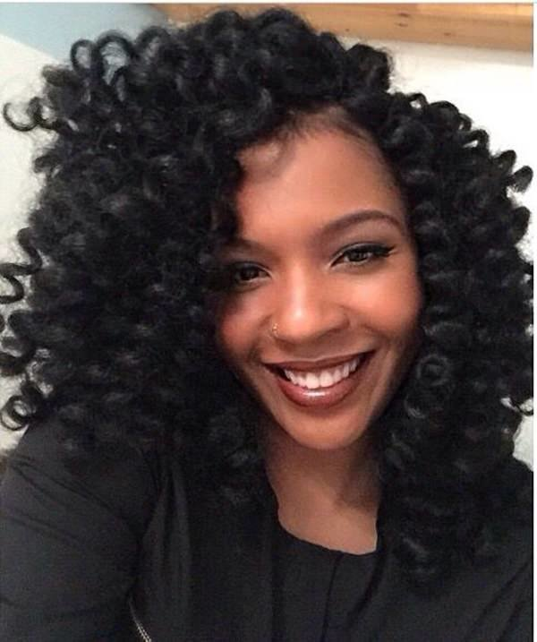 The Best 47 Beautiful Crochet Braid Hairstyle You Never Thought Of Pictures