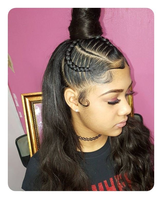 The Best 52 Classy Weave Ponytail Ideas You Are Sure To Love Pictures