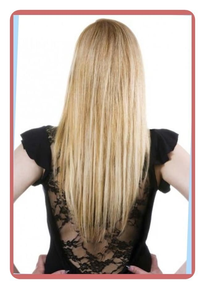 The Best 60 V Cut And U Cut Hairstyles To Give You The Right Angle Pictures