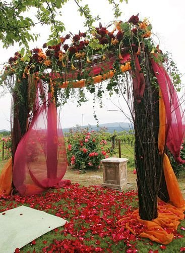 The Best 36 Fall Wedding Arch Ideas For Rustic Wedding Deer Pearl Pictures