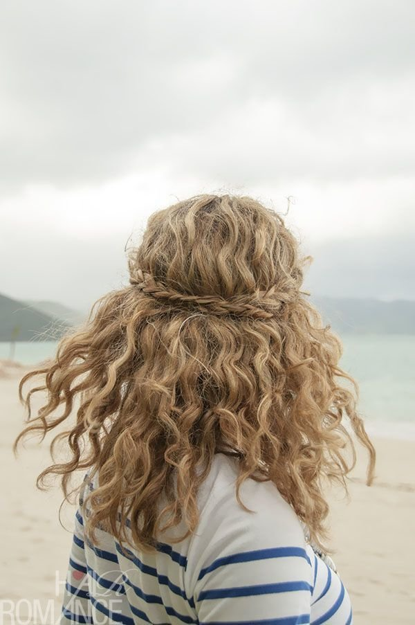 The Best Untamed Tresses Naturally Curly Wedding Hairstyles Pictures